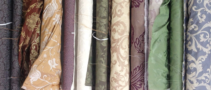Vendita tessuti per tappezzeria parma vendita tessuti per for Scampoli tessuti arredamento