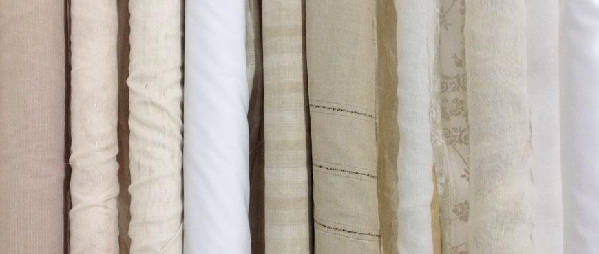 Tessuti in lino per abiti